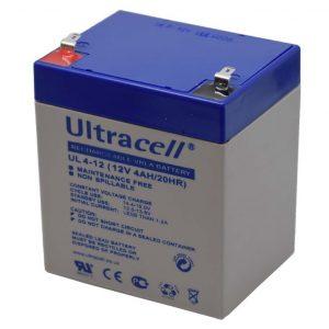ULTRACELL 4-12V