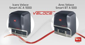 ICARO VELOCE SMART BT/AC A и ARES VELOCE SMART BT/AC A